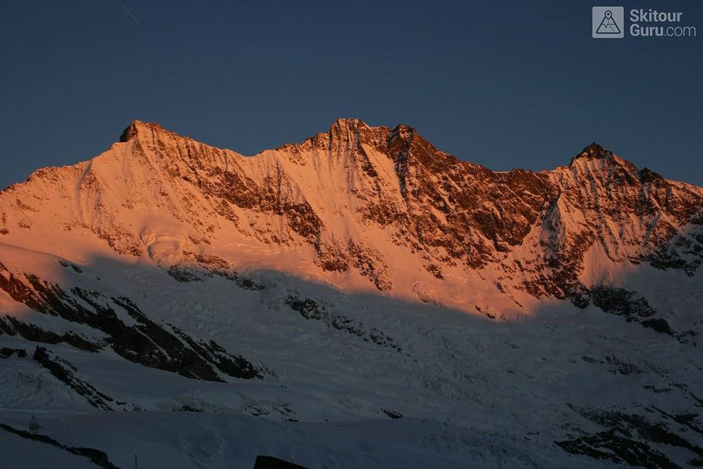 Alphubel Walliser Alpen / Alpes valaisannes Switzerland photo 06