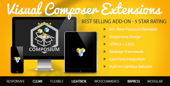 Visual Composer Extensions v4.3.4