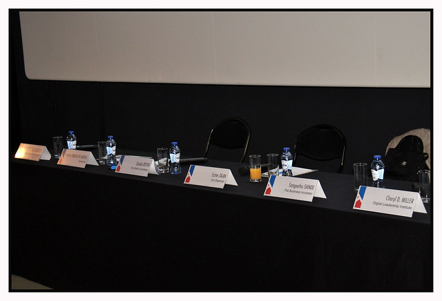 European Conference - Women in Media, Brussels 8 April 2016