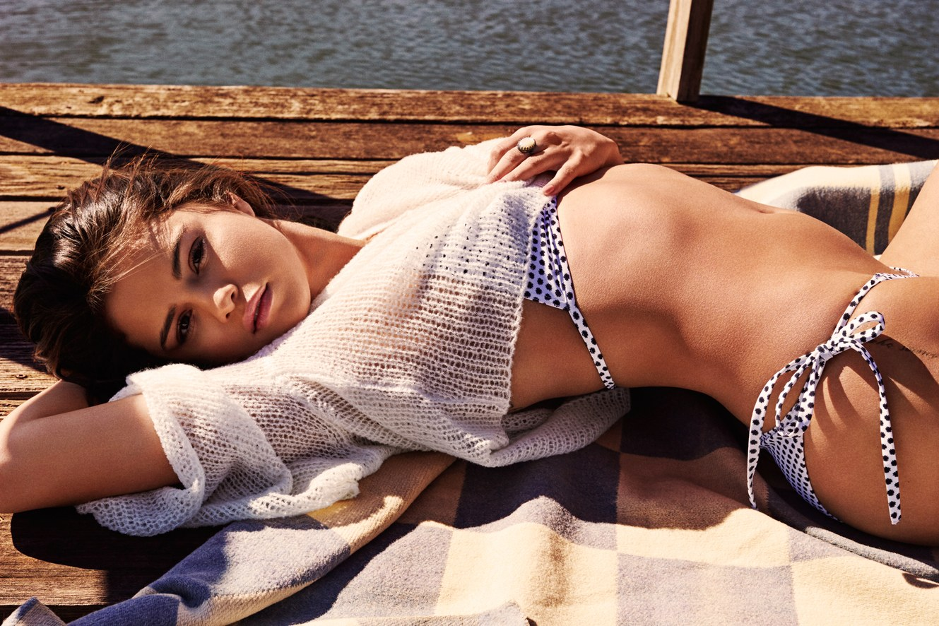 Selena Gomez Sexy Photos GQ May 2016
