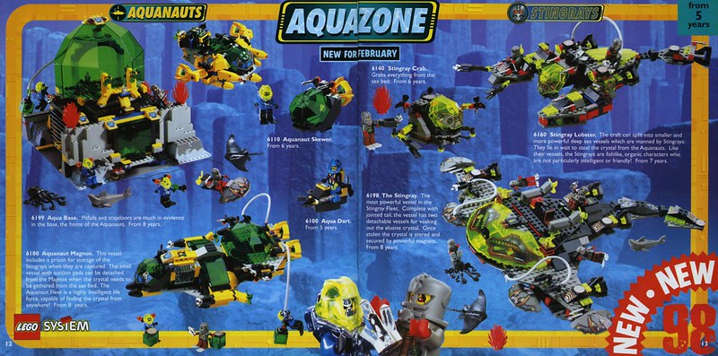 Throwbackthursday 1998 Brickset Lego Set Guide And