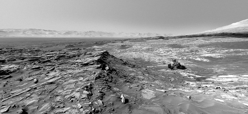 Sol 1281 Looking Back
