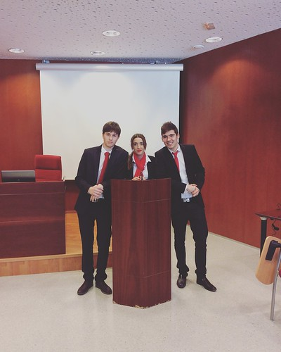 Lliga de Debat Universitària 2016 - fase local UdL