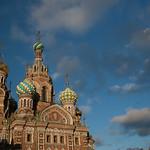 Rusia: La Catedral de la Sangre Derramada