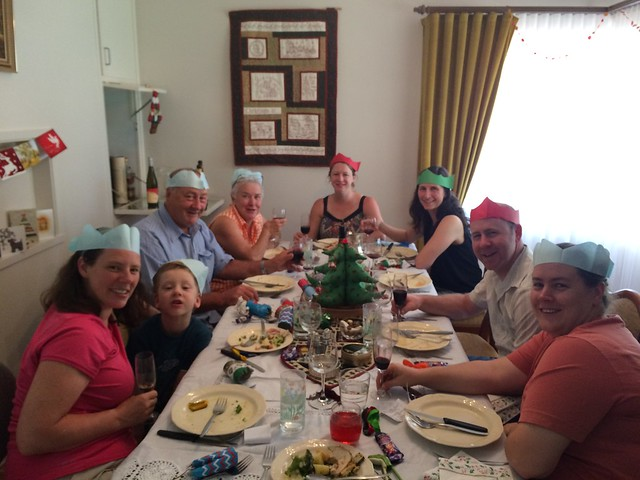 Christmas 2015 with the McDougall Clan