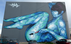New Zealand graffiti & street art