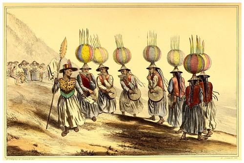 007-Danza de los indios Aimare-Bolivia