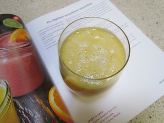 Flu-Fighter Sunshine Smoothie