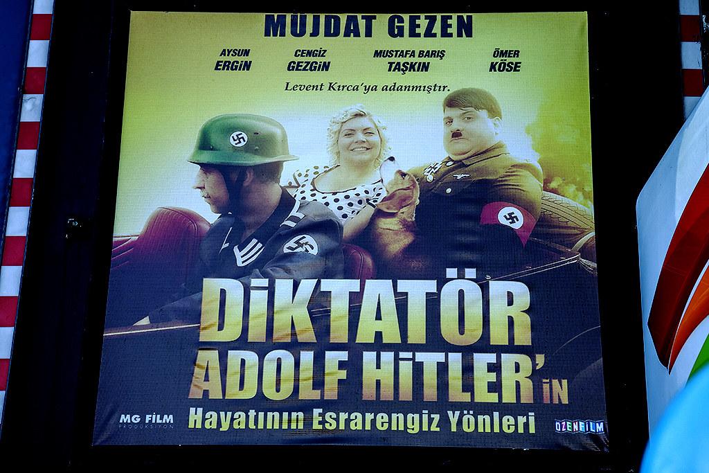 DIKTATOR ADOLF HITLER--Istanbul