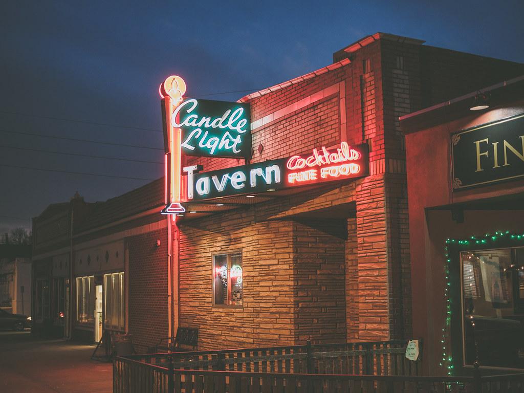 { Candle Light Tavern }