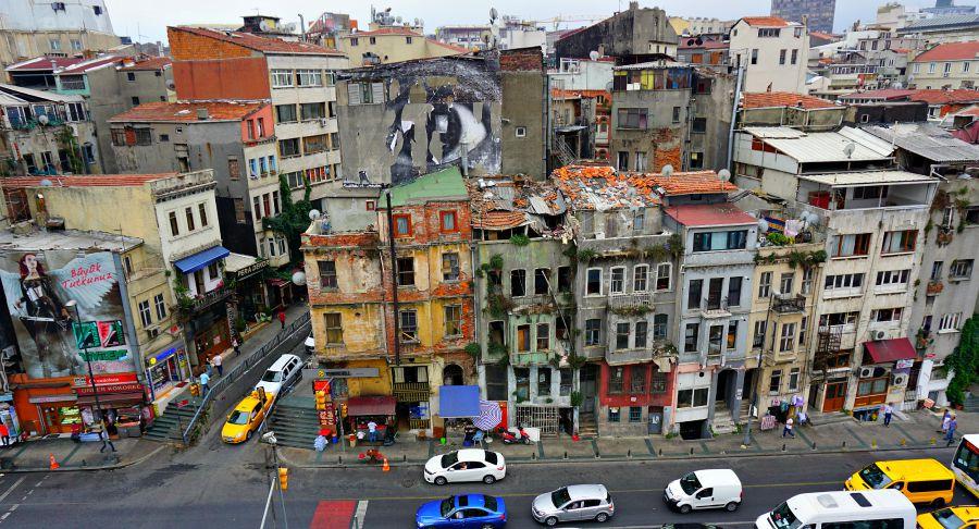 Istanbul apartment vie