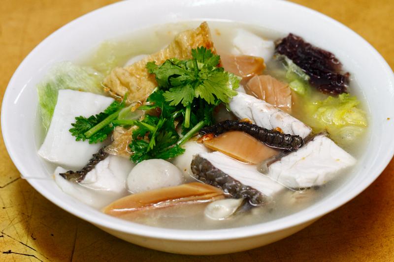 Soon Kee Teochew Seafood Noodles