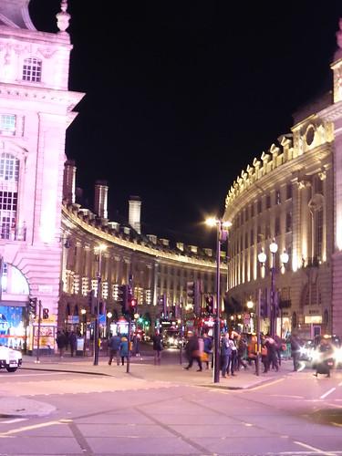 Regent Street Bend