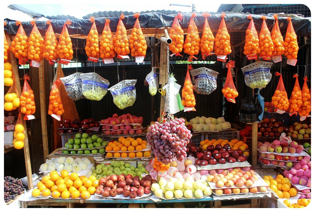 jaffna fruit stall