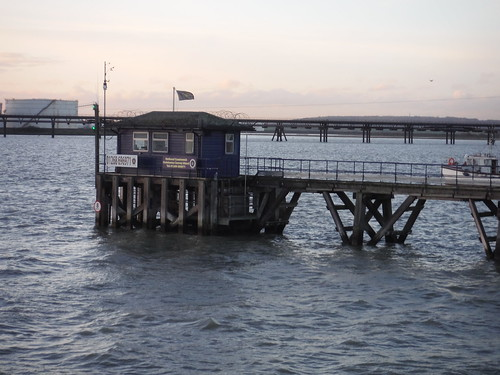 Lookout Station, Shell Haven Creek, Canvey Island