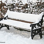 Snow place to sit