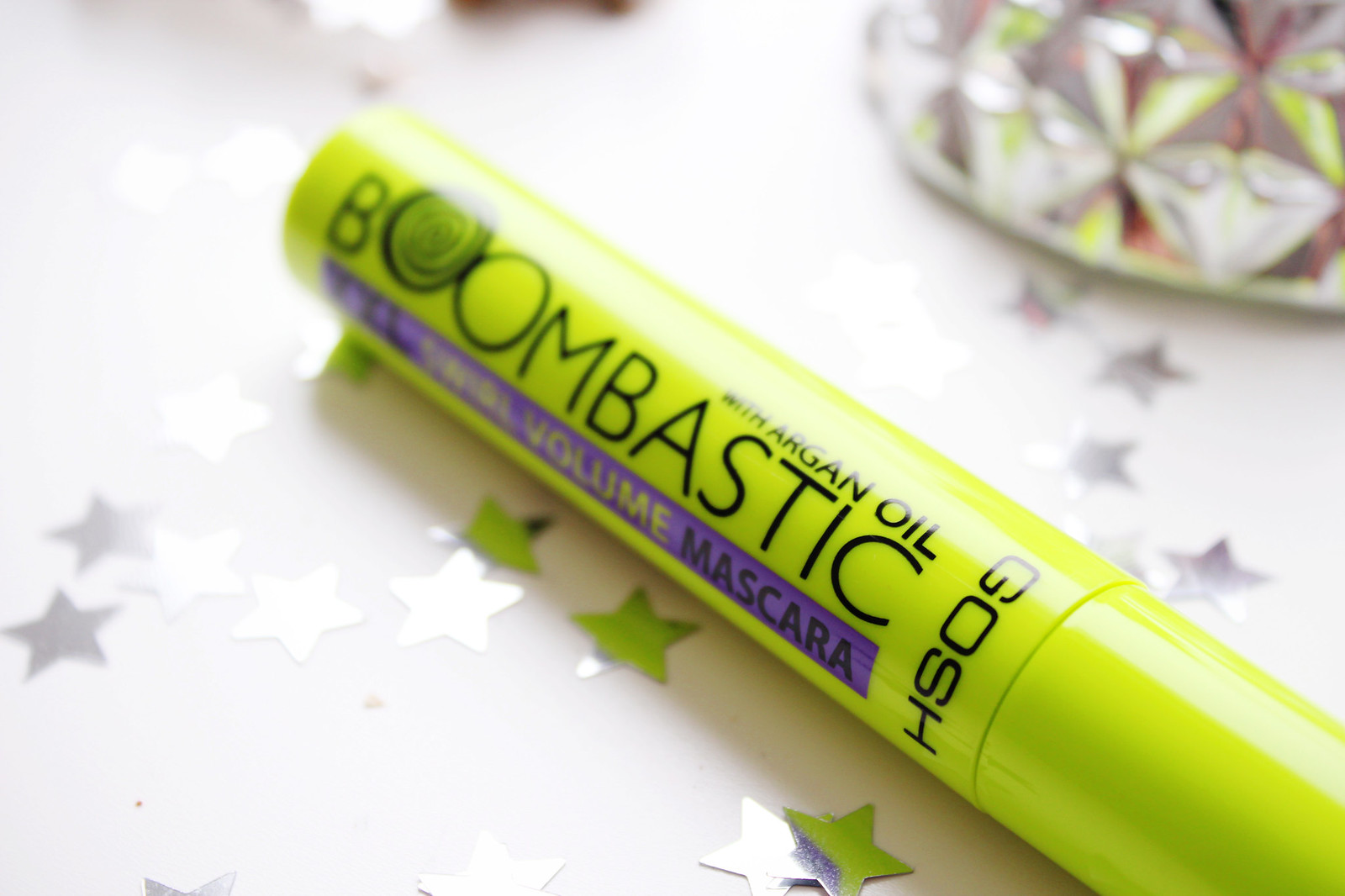 GOSH Boomnbastic mascara review