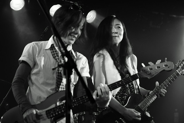 RoundFace live at 獅子王, Tokyo, 22 Jan 2016. 024