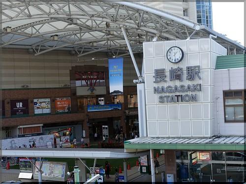 Photo:2015-09-07_T@ka.'s Life Log Book_長崎駅は福山雅治さんライブ後だったので盛り上がり!【長崎】_01 By:logtaka