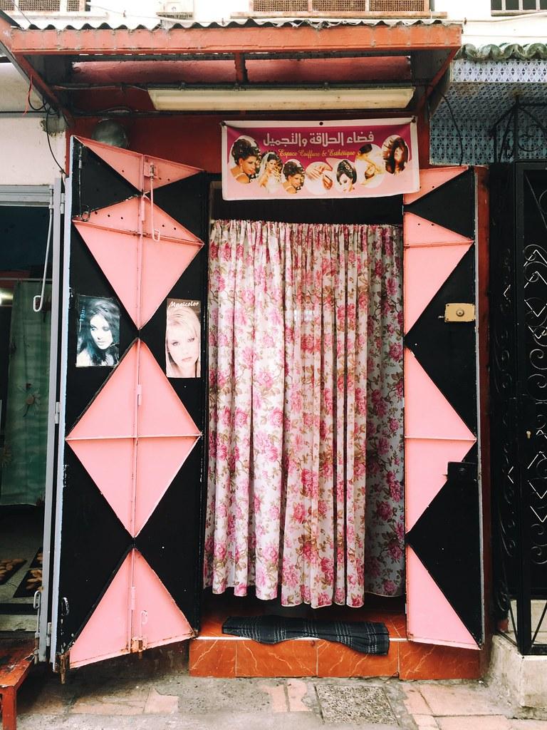 marrokanische fassaden