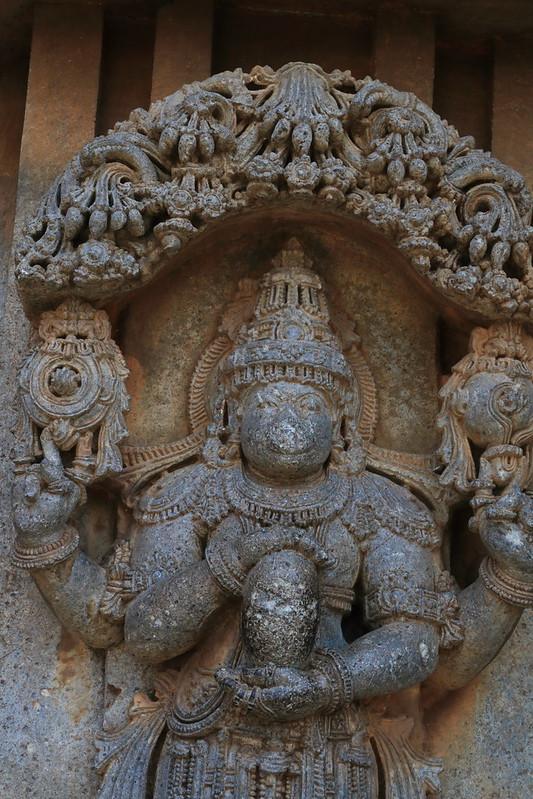 Kurma - Tortoise/turtle headed Vishnu