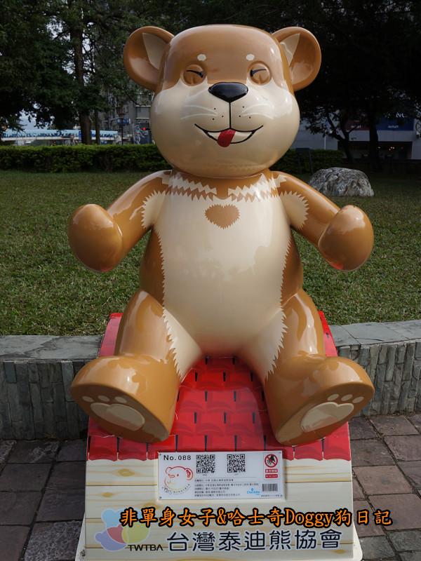 台中公園泰迪熊樂活熊嘉年華59
