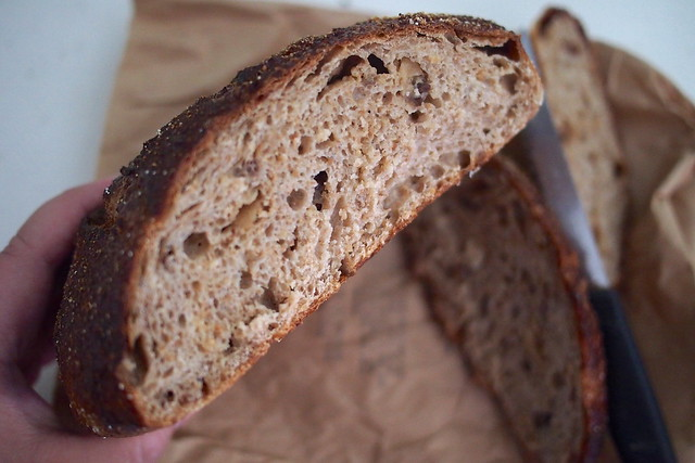 Woodlands Sourdough - boule