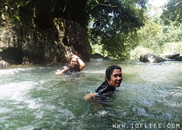 berenang leuwi lope 1