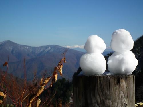 お弁当週報vol.15 雪だるま by photoAC