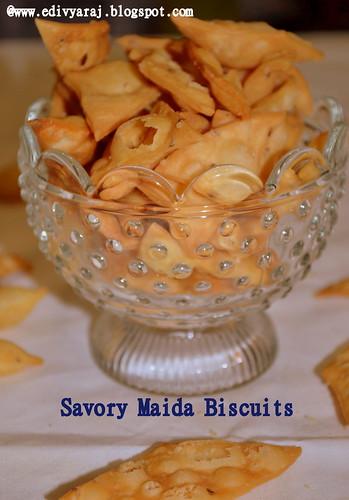 Divyas recipes savory maida biscuits savory diamond cuts savory maida biscuits savory diamond cuts forumfinder Images