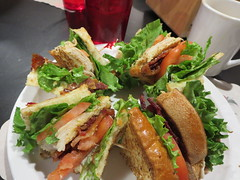 Turkey BLT