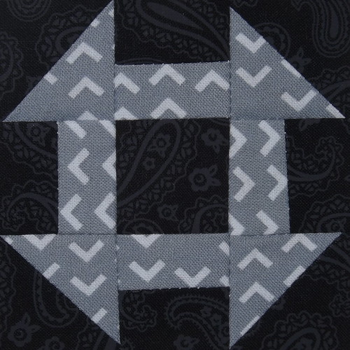 365Challenge_29_ChurnDash_REDO | by Grey Cat Quilts