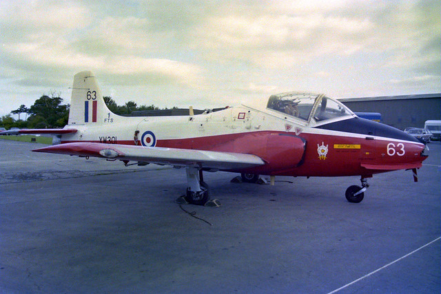 XW301/63 Provost T.5