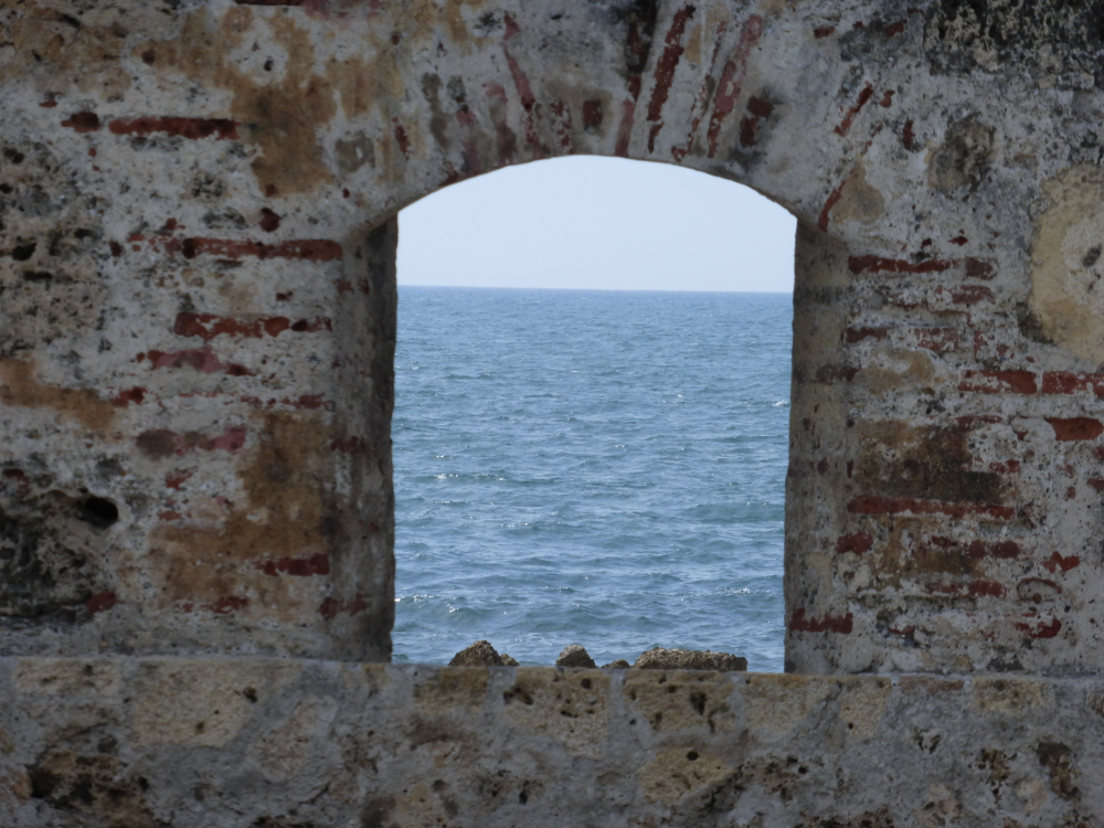 Cartagena Wall
