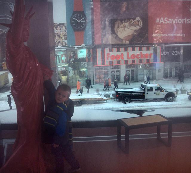 NY Snowstorm 223