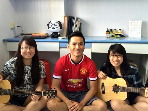 Gladys & Liang Ying