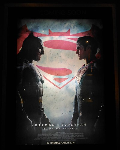 Batman vs Superman. Siap2 ditonton #movie #film #xxi