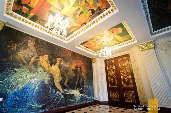 Las Casas Filipinas de Acuzar Hotel Interiors