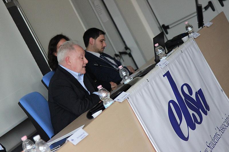 Conferenza 23 Aprile 2015