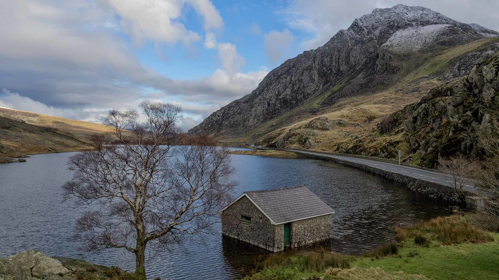 Ogwen Boathouse