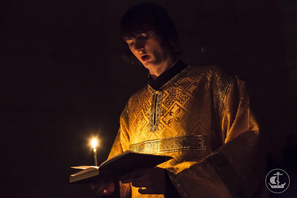 13 февраля 2016, Всенощное бдение / 13 February 2016, All-night Vigil
