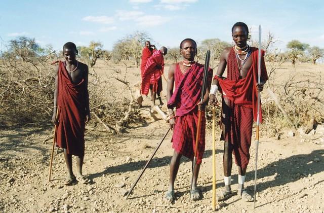 Maasai Morani 96