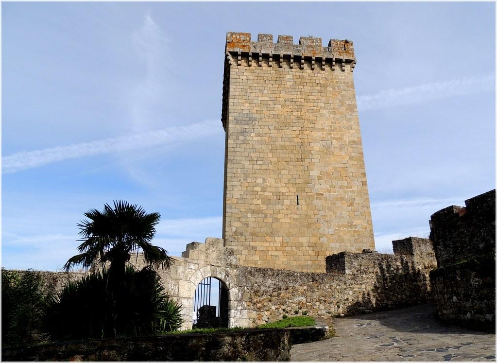 4935-Castelo e Parador de Monforte de Lemos (Lugo)