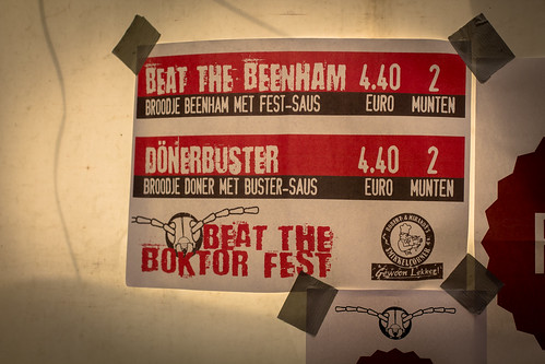 Beat the Boktor Fest 2014