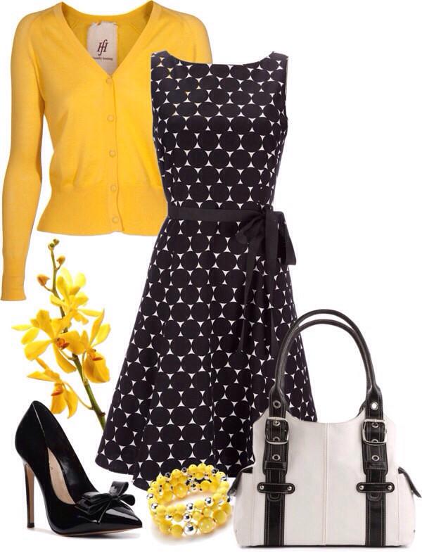 """Estilismos """"Lady"""" 10 outfits de primavera 2015"""