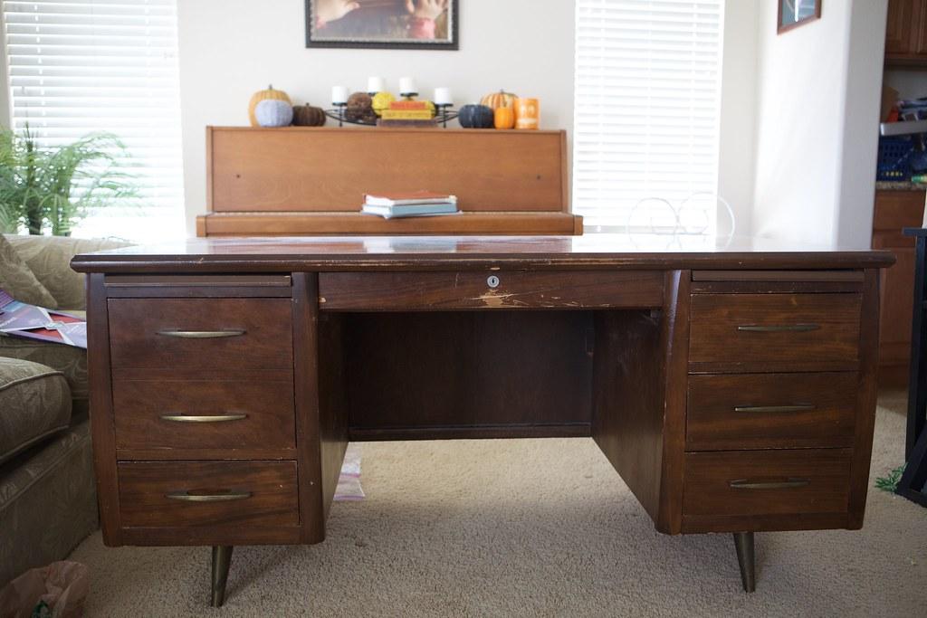 Thrift Store Desk