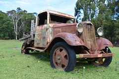 Old Chev truck