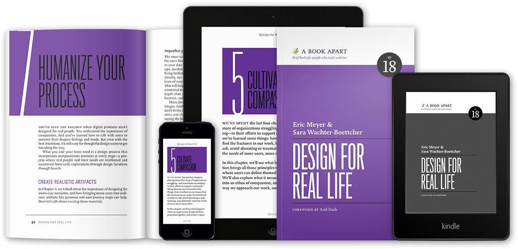 Imagen promocional de Design for real life