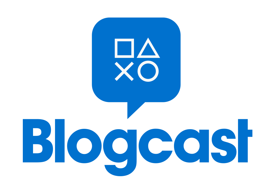Official PlayStation Blogcast Logo 2016