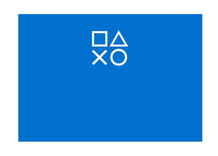 Official PlayStation Blogcast Logo 2016